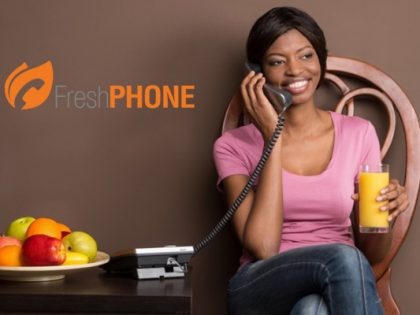 Fresh PHONE – Disrupting the Home Phone Market!